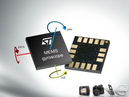 The development and future development trend of MEMS sensors