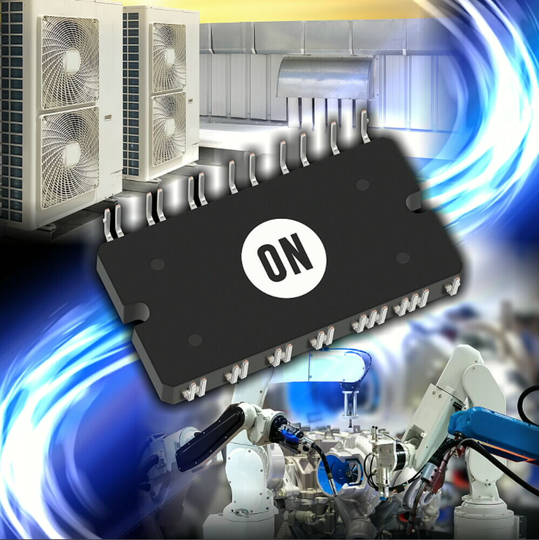 ON Semiconductor releases integrated solutions for industrial motor drives at APEC 2021